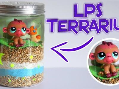 I Made A LPS Terrarium || Littlest Pet Shop DIY