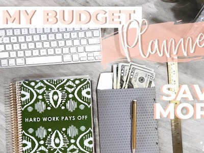 MY BUDGET PLANNER SETUP 2019 | HOW TO MAKE A BUDGET | MONEY SAVING TIPS
