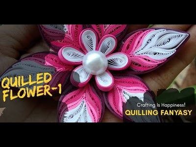 Quilling Flower-01