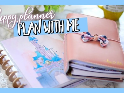 THE HAPPY PLANNER SET UP AND PLAN WITH ME!