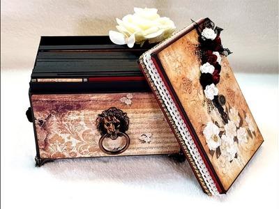 Tutorial 2.8 La Traviata Memory Box KIT