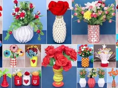 23 Easy Flower Pot Idea.  That Will Make Your Home More Beautiful !!!