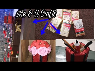 3 DRY CRAFT IDEAS !! Easy Decor From Cigarette Packets
