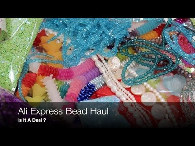 Ali express Assorted  Bead Haul for polymer clay and beading
