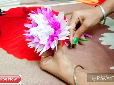 DIY Kids Craft. Easy & Beautiful craft. Waste materials Craft. Easy Art and Craft. #tulikajaggga