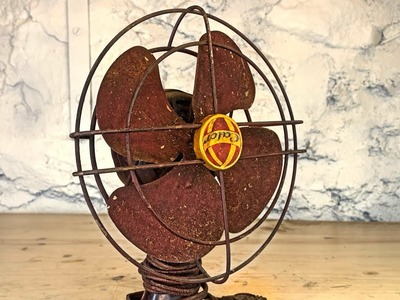 Epic Table Fan - Restoration