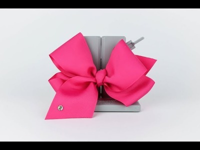 How to Make Beautiful Jojo Bow at Home