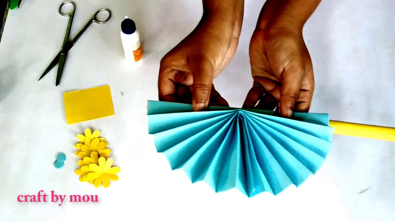 How to make  paper craft  | kagojer wallmete |
