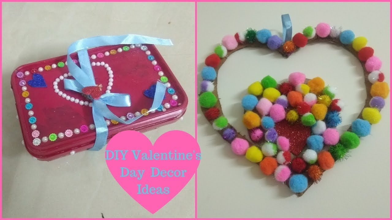 Is Valentine's Day ko Special Banane Ke Liye Mayne Kya Ki Dekhiye! DIY Valentine's Day Gift