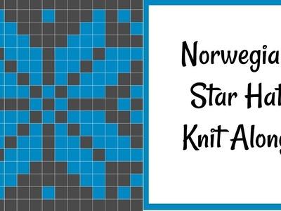 Norwegian Star Hat KAL Part 2 - The Colorwork