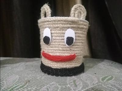 DIY Best out of waste empty verka dahi cup Craft Idea.Reuse Idea part - 2