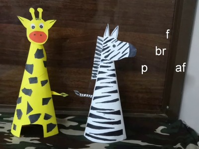 Easy Paper Craft for kids!!!