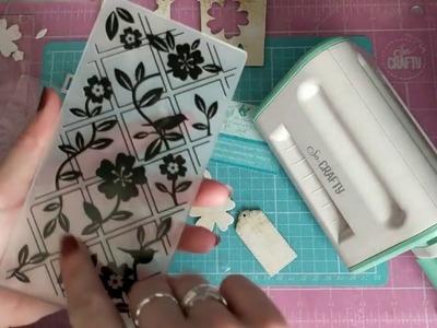 Craft Haul & Aldi Mini Die Cutter Review