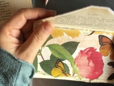 Craft with me | the100dayproject | day12 | WARNING: video arm is too low