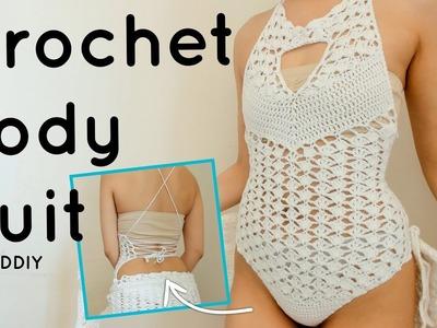 Crochet Body Suit   Tutorial DIY