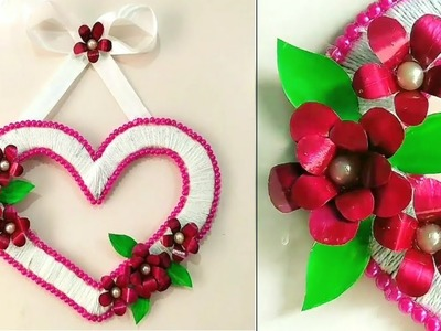 DIY Wall Hanging Out Of Waste | Unique Idea |Home Decor Idea