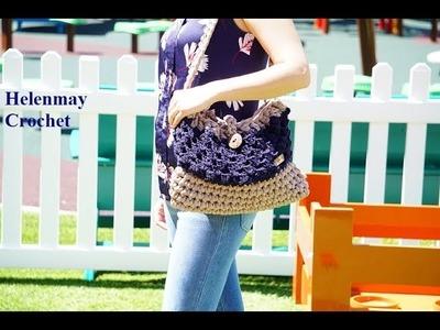 Foxy Lady Designer Crochet Purse Part 1of 2 DIY Video Tutorial