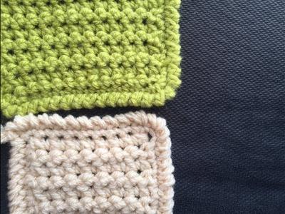 Crochet Blanket Border~ Easy and Fast