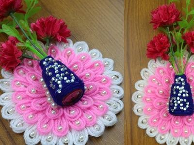 Innovative Ideas of Flower Vase || How to Make Flower Vase - Best out of waste - Best reuse ideas
