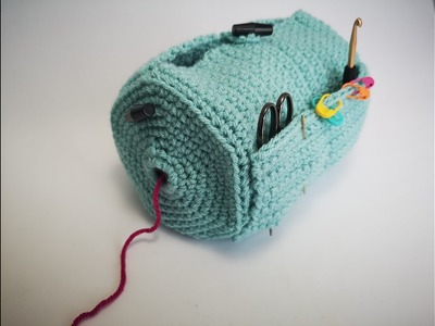 The yarn buddy crochet tutorial - FREE pattern