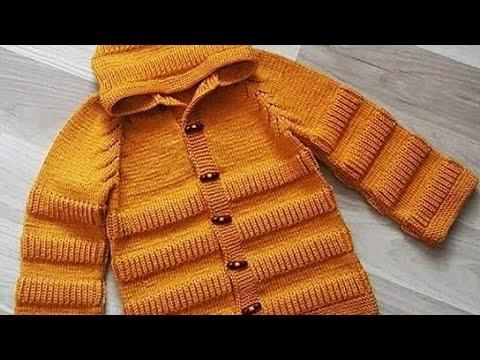Stylish Kids Wear Sweater for Beginners.Basic Steps of Knitting.Knitting Tutorials:Design-266