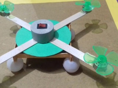 Dron project for school exhibition || how to make dron model #Dronproject