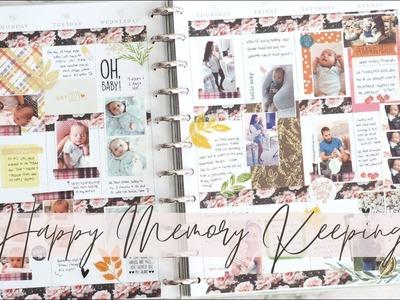 Happy Memory Keeping - How to Create & Print MINI Photos