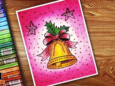How to draw, Christmas Bells Decorations for Christmas