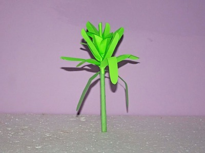 How To Make Artificial Paper Tree