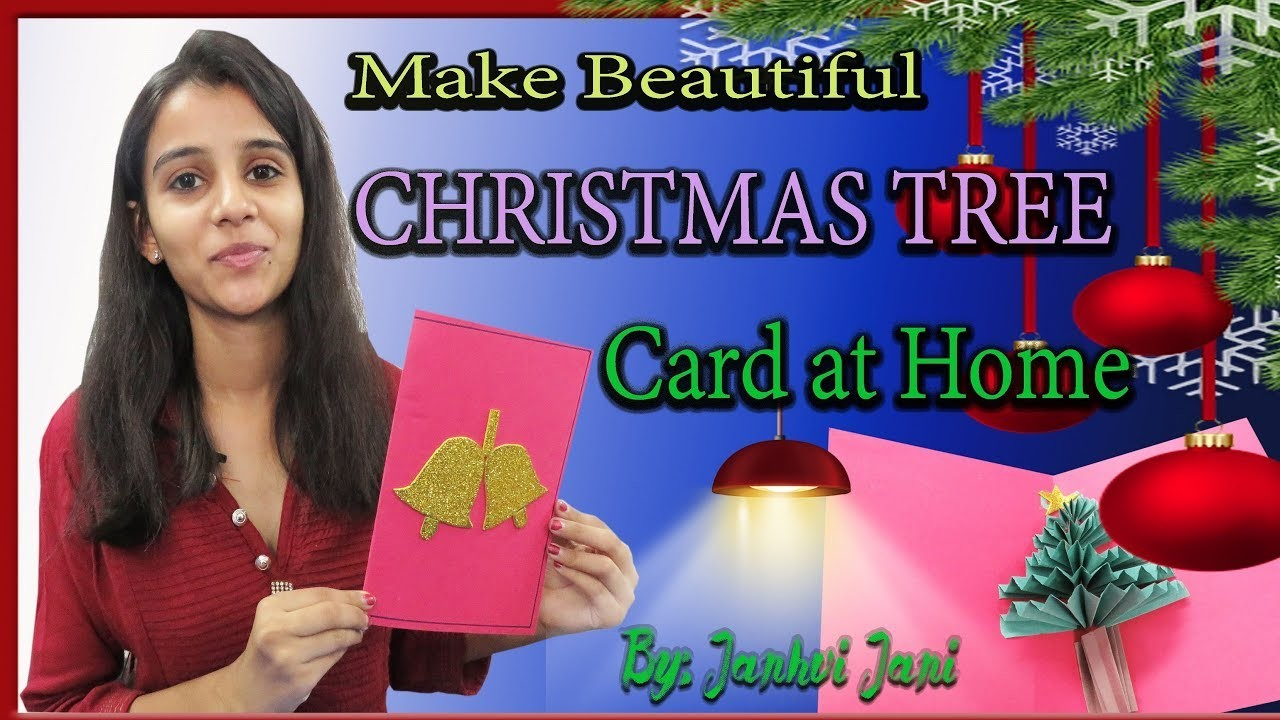 how to make pop up greeting cards at home