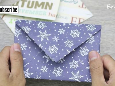 Paper Folding Art (Origami): How to Make Elegant Envelope