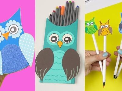 Diy 8 Diy School Supplies Easy Diy Paper Crafts Ideas 8