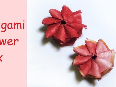 Mothers Day Gift Flower Box   DIY Paper Crafts   DIY Handmade