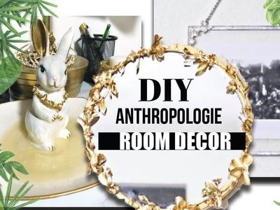 DIY Anthropologie Inspired Room Decor. Dupes