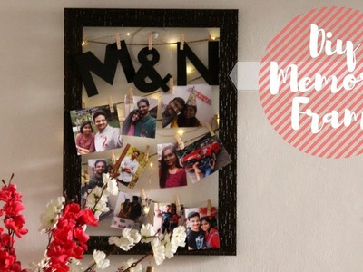 DIY Cutest Frame Wall Hanging | Easy and Amazing Gift Idea | Easy Handmade Gift for Mother's Day
