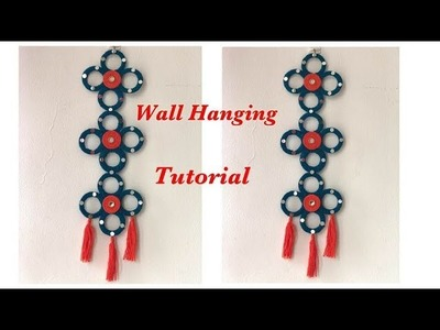 DIY Wall Hanging. Room Decor. Home Decoration Idea