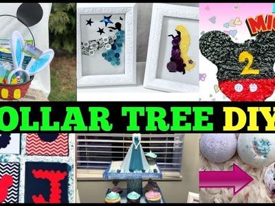 Dollar Tree DIY | Top 10 Disney DIY's under $10