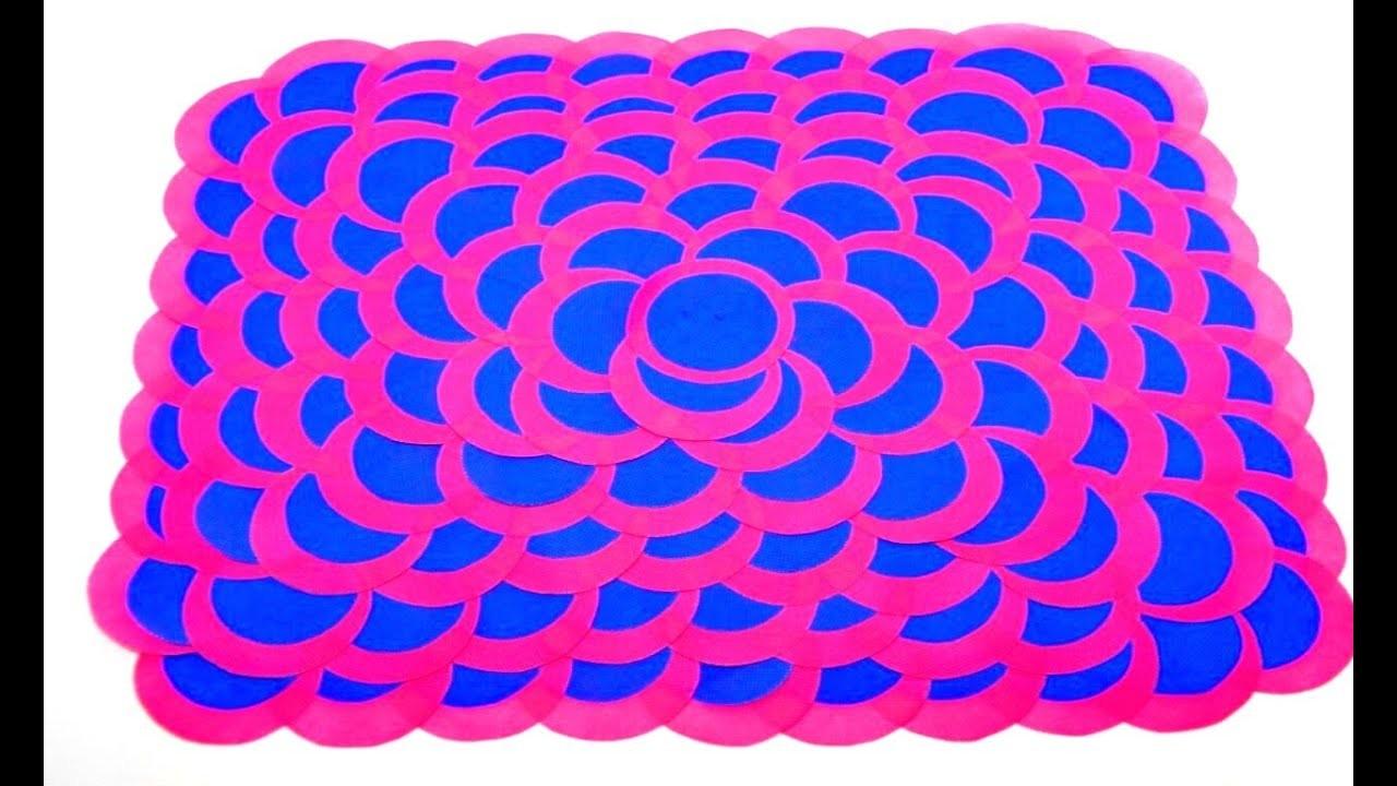 How to Make Doormat Using Shopping Bag at Home    DIY Handmade Doormat    Best Reuse of Shopping Bag