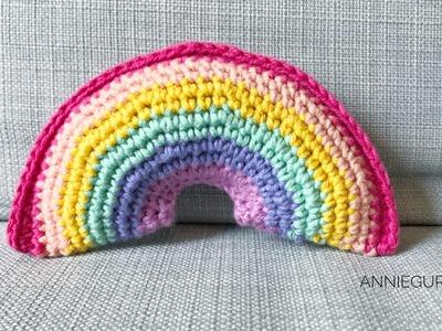 Rainbow Amigurumi Pattern