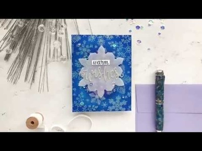 3 Ways to Incorporate Vellum in your Cardmaking