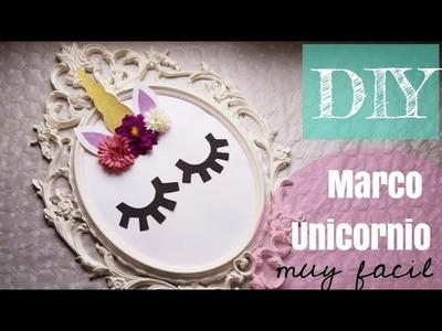 DIY Marco Unicornio