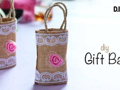 How to make a Gift Bag | Gift Ideas | Handmade Crafts