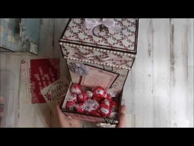 Valentines Sweet Day Box Walkthru