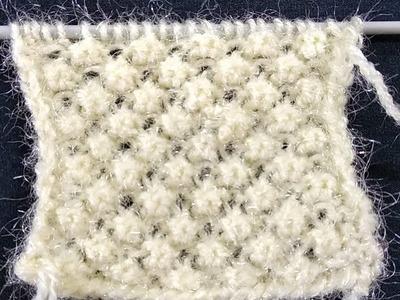 Border Design | Sweater Design | Sweater Ki Bunai In Hindi | Ladies Sweater  Natural Style Hindi