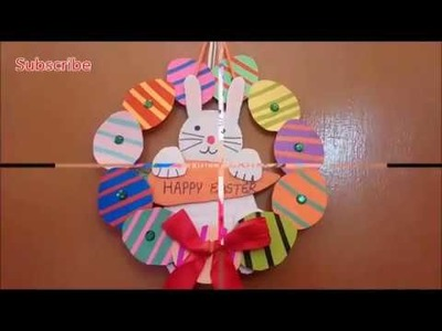 DIY Easter Decorations | 3 Easy Easter Wall Decor | Easter Craft Ideas.