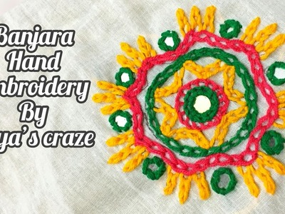 Do you know Banjara embroidery? Traditional embroidery Watch this If you know.387