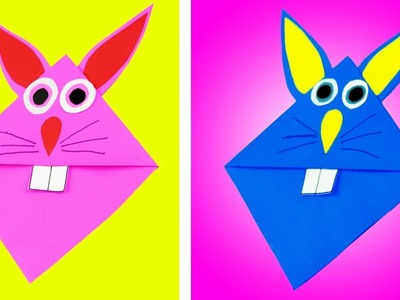 How to Make a Paper Cat. Paper Envelope - Super Easy Origami Envelope Tutorial (Origami Cat)