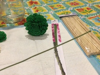 How to Use Floral Wire Stems
