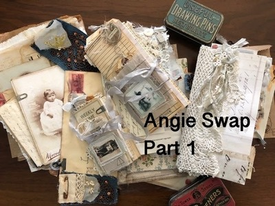 Journal Swap from Miss Angie - PART 1