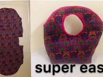 Super easy shopping bag